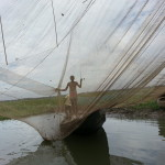 Fischerei in Banglasesch